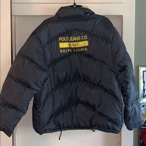 Polo Jeans Co RRL Ralph Lauren Sport Down Jacket